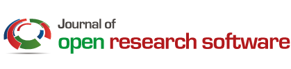 Journal of Open Research Software logo